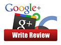 Leave a review on Google