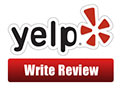 Leave a review on Yelp